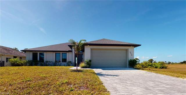 3410 NW 17th Ln, Cape Coral, FL 33993 (MLS #220019554) :: Sand Dollar Group