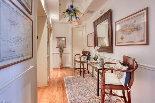 2090 W First Street E2105, Fort Myers, FL 33901 (#220019630) :: The Dellatorè Real Estate Group