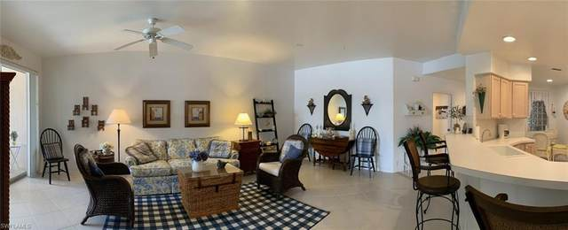9180 Southmont Cove #104, Fort Myers, FL 33908 (MLS #220019737) :: Team Swanbeck