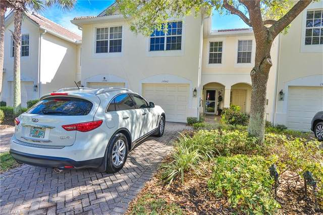 15942 Marcello Circle #245, Naples, FL 34110 (MLS #220019843) :: #1 Real Estate Services