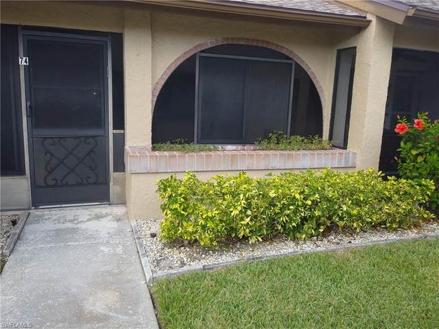 16511 Bayleaf Lane #74, Fort Myers, FL 33908 (MLS #220019970) :: Florida Homestar Team