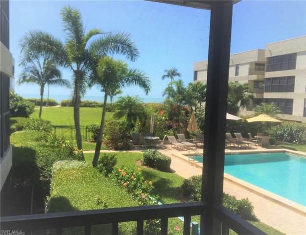 2721 W Gulf Drive #110, Sanibel, FL 33957 (#220020547) :: Southwest Florida R.E. Group Inc
