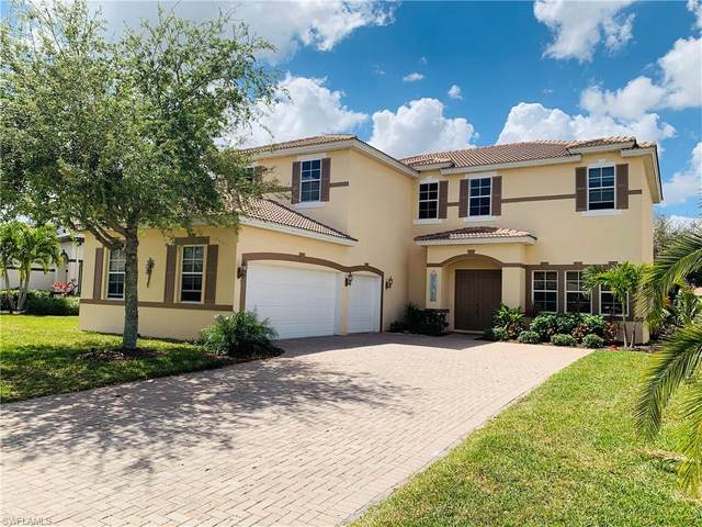 3016 Lake Butler Ct, Cape Coral, FL 33909 (MLS #220020552) :: RE/MAX Realty Team