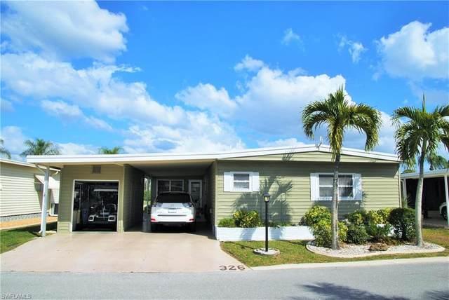 326 Nicklaus Boulevard, North Fort Myers, FL 33903 (MLS #220020568) :: Clausen Properties, Inc.