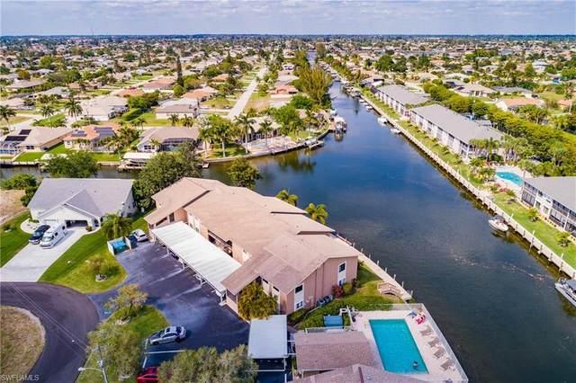 4717 SW 13th Ave #211, Cape Coral, FL 33914 (#220020578) :: Caine Premier Properties