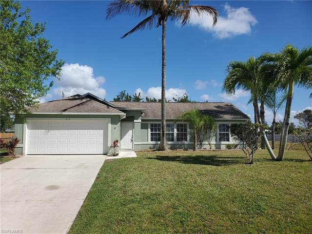 215 SE 17th Ter, Cape Coral, FL 33990 (MLS #220020590) :: Sand Dollar Group