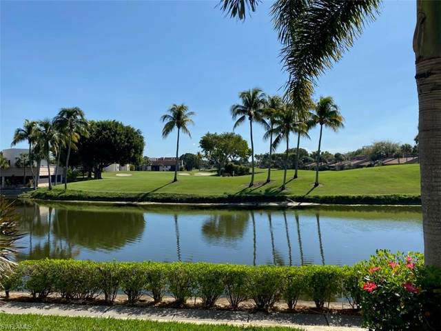 4815 S Landings Drive #104, Fort Myers, FL 33919 (#220020657) :: The Dellatorè Real Estate Group