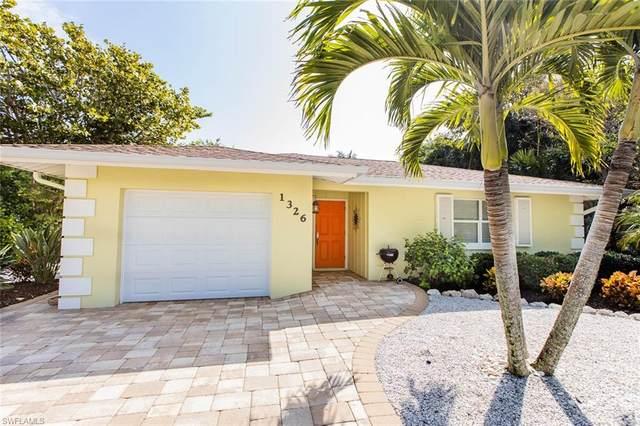 1326 Tahiti Drive, Sanibel, FL 33957 (MLS #220020750) :: Clausen Properties, Inc.