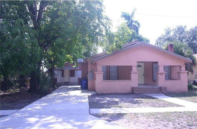 2822/2826 Lincoln Blvd, Fort Myers, FL 33916 (MLS #220020879) :: RE/MAX Realty Team