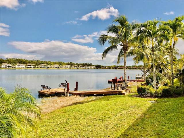 2880 W Crown Pointe Blvd 10-1, Naples, FL 34112 (MLS #220021117) :: RE/MAX Radiance