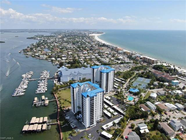 4753 Estero Boulevard #1502, Fort Myers Beach, FL 33931 (MLS #220021120) :: Team Swanbeck