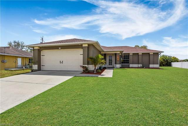 314 SW 30th Ter, Cape Coral, FL 33914 (MLS #220021174) :: #1 Real Estate Services