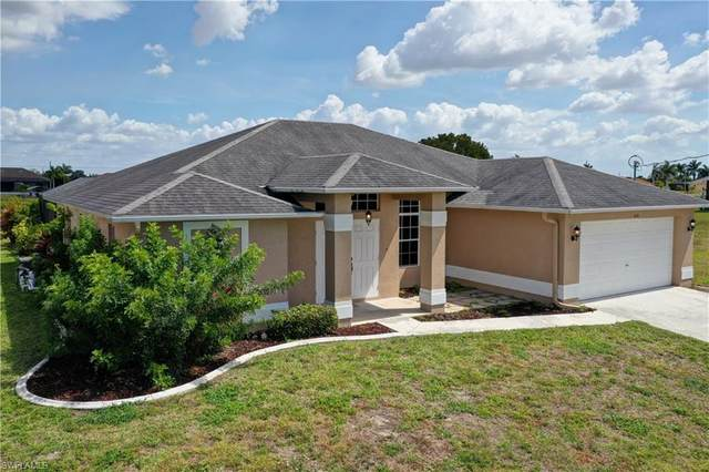 1241 NW 37th Ave, Cape Coral, FL 33993 (#220021276) :: Jason Schiering, PA