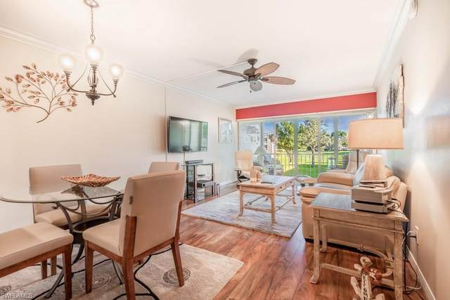 1580 Pine Valley Dr #208, Fort Myers, FL 33907 (MLS #220021289) :: Kris Asquith's Diamond Coastal Group
