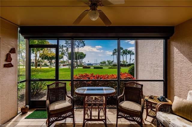 9431 Sunset Harbor Lane #111, Fort Myers, FL 33919 (#220021677) :: Southwest Florida R.E. Group Inc