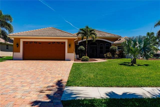 5609 Lancelot Ln, Cape Coral, FL 33914 (MLS #220021743) :: RE/MAX Realty Team