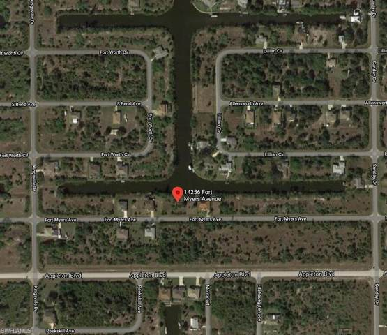 14256 Fort Myers Ave, Port Charlotte, FL 33981 (MLS #220021833) :: RE/MAX Realty Team