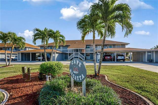 4817 SW 8th Place #202, Cape Coral, FL 33914 (MLS #220021840) :: #1 Real Estate Services