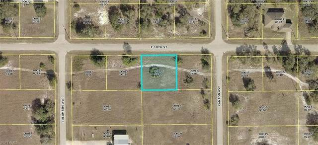 3104 E 18th St, Lehigh Acres, FL 33972 (MLS #220022046) :: #1 Real Estate Services