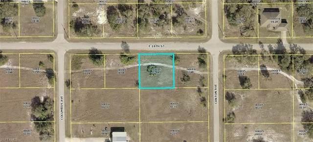 3104 E 18th St, Lehigh Acres, FL 33972 (#220022046) :: The Dellatorè Real Estate Group