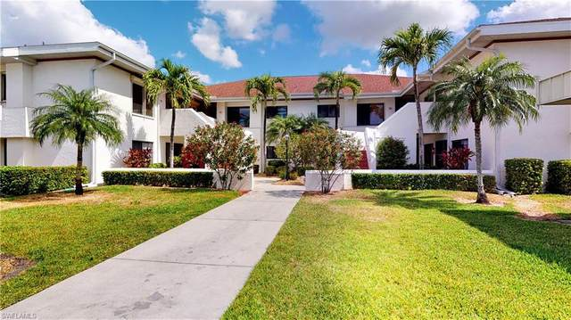 1788 Augusta Dr #201, Fort Myers, FL 33907 (MLS #220022061) :: Kris Asquith's Diamond Coastal Group