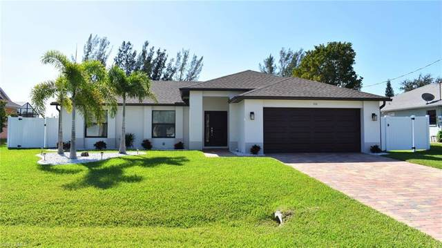 110 SW 20th St, Cape Coral, FL 33991 (MLS #220022062) :: RE/MAX Realty Team