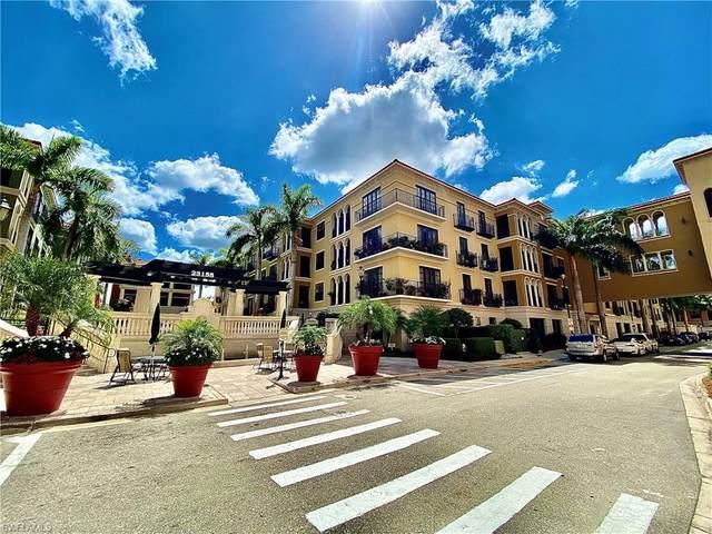 23159 Amgci Way #3117, Estero, FL 33928 (MLS #220022142) :: Kris Asquith's Diamond Coastal Group