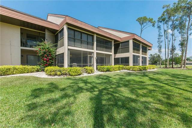14750 Eagle Ridge Dr #116, Fort Myers, FL 33912 (MLS #220022151) :: RE/MAX Realty Team