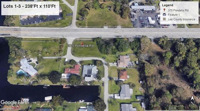 375 Pondella Road, North Fort Myers, FL 33903 (MLS #220022204) :: BonitaFLProperties