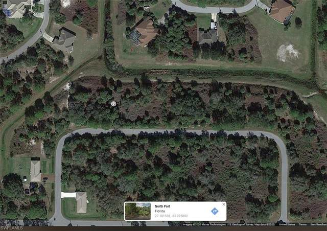 Honeycomb Cir, North Port, FL 34291 (MLS #220022251) :: RE/MAX Realty Team