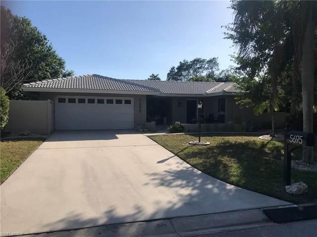 5695 Eichen Cir E, Fort Myers, FL 33919 (MLS #220022272) :: RE/MAX Realty Team