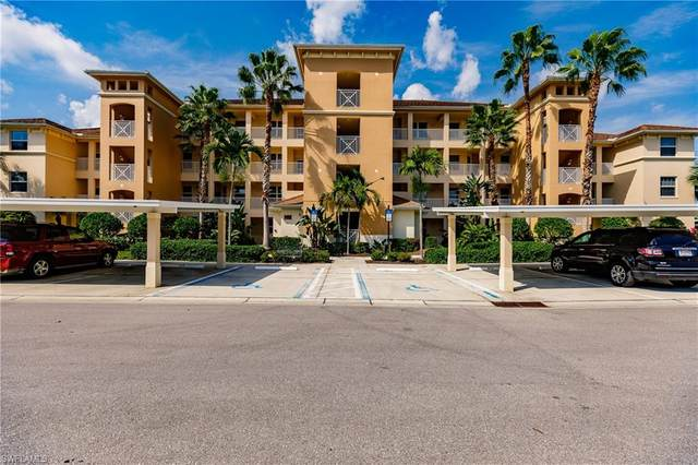 10800 Palazzo Way #403, Fort Myers, FL 33913 (MLS #220022298) :: RE/MAX Realty Team