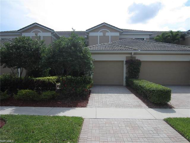 15105 Milagrosa Drive #105, Fort Myers, FL 33908 (MLS #220022368) :: Clausen Properties, Inc.
