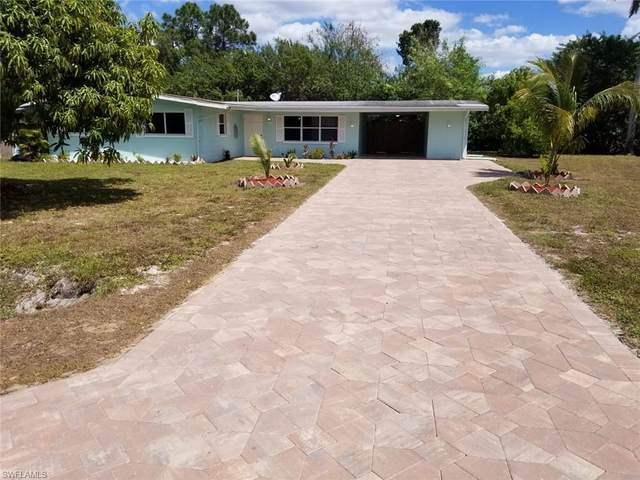 8530 Beacon Street, Fort Myers, FL 33907 (#220022389) :: The Dellatorè Real Estate Group