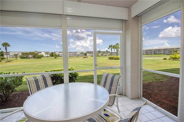 14871 Hole In One Cir #109, Fort Myers, FL 33919 (MLS #220022465) :: Kris Asquith's Diamond Coastal Group