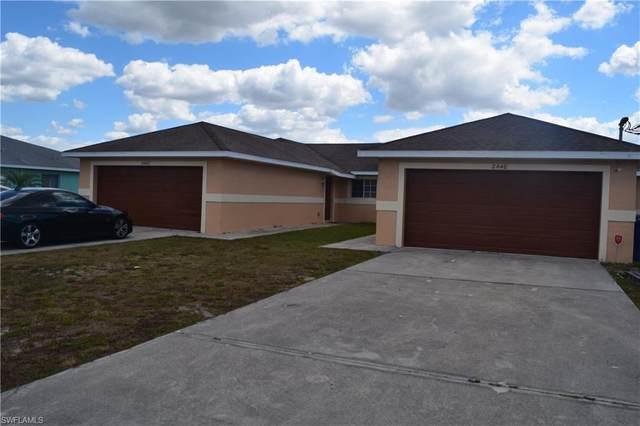 2440/2442 Park Rd, Lehigh Acres, FL 33971 (MLS #220022593) :: #1 Real Estate Services