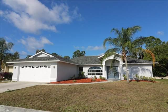 9411 Crocus Ct, Fort Myers, FL 33967 (MLS #220022656) :: RE/MAX Realty Team