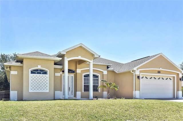 1418 NE 11th Ter, Cape Coral, FL 33909 (MLS #220022693) :: #1 Real Estate Services
