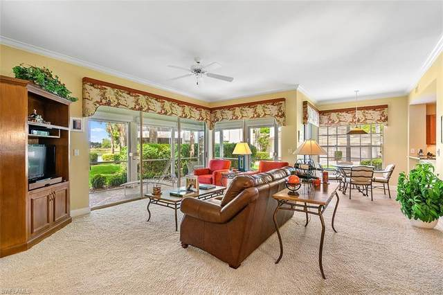 8241 Grand Palm Dr #4, Estero, FL 33967 (#220022760) :: The Dellatorè Real Estate Group