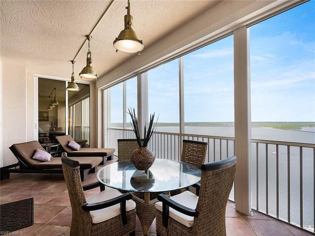 2104 W First Street #2302, Fort Myers, FL 33901 (MLS #220022845) :: #1 Real Estate Services
