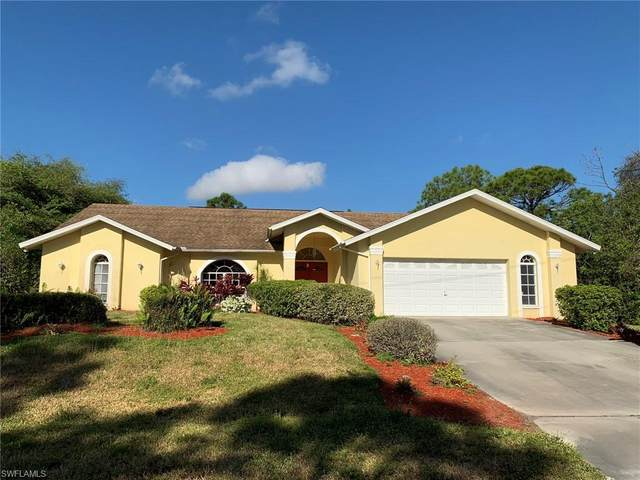 730 Clemwood Ave S, Lehigh Acres, FL 33974 (MLS #220022898) :: RE/MAX Realty Team