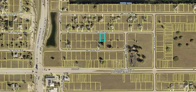 1716 NE 17th St, Cape Coral, FL 33909 (MLS #220022940) :: #1 Real Estate Services