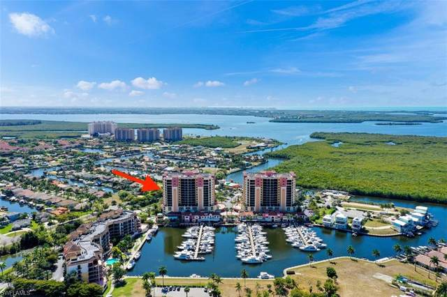 5793 Cape Harbour Drive #914, Cape Coral, FL 33914 (#220022982) :: The Dellatorè Real Estate Group