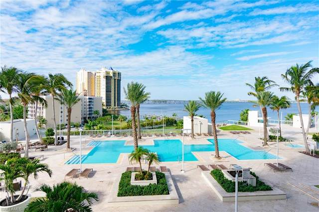 3000 Oasis Grand Blvd #2506, Fort Myers, FL 33916 (#220022999) :: Caine Premier Properties