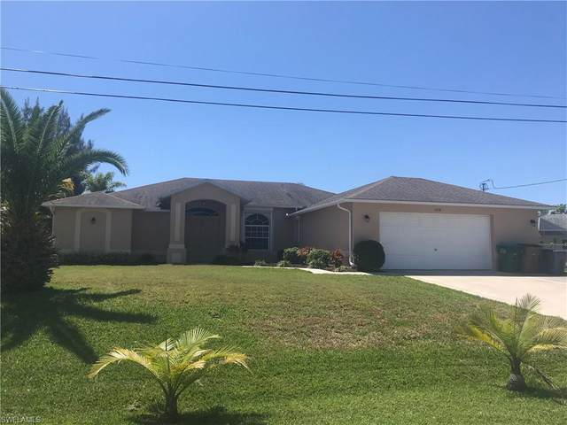 1218 SW 39th St, Cape Coral, FL 33914 (MLS #220023137) :: #1 Real Estate Services