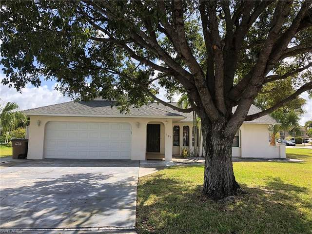 727 SE 11th Pl, Cape Coral, FL 33990 (MLS #220023141) :: #1 Real Estate Services