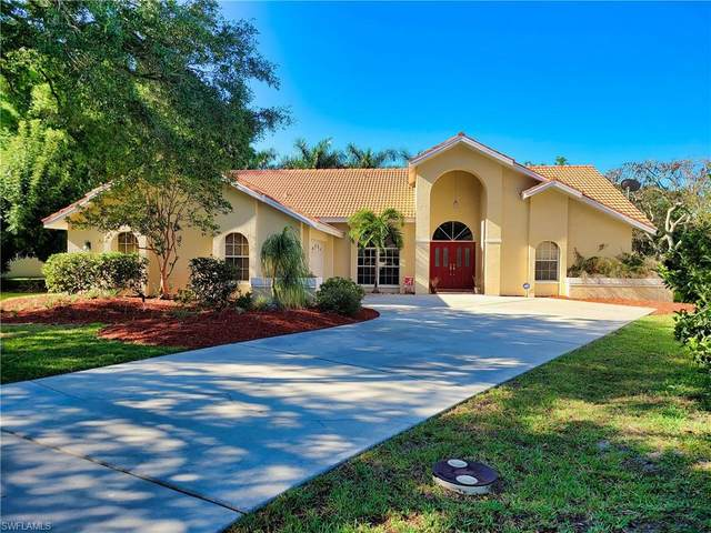 11470 Persimmon Ct, Fort Myers, FL 33913 (MLS #220023225) :: RE/MAX Realty Team