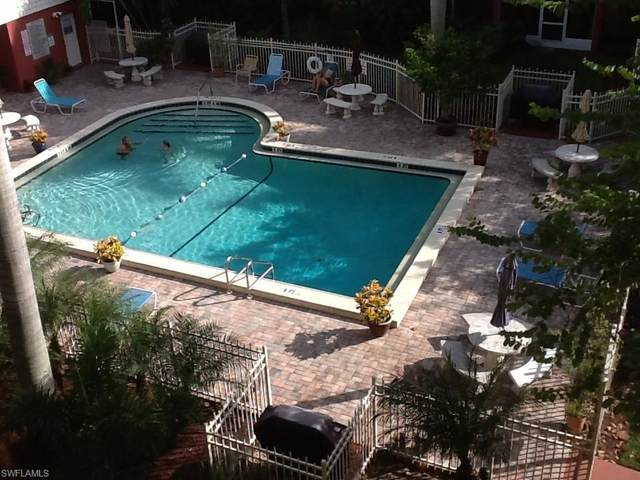 2366 E Mall Dr #415, Fort Myers, FL 33901 (#220023237) :: Caine Premier Properties