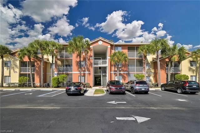 6401 Aragon Way #303, Fort Myers, FL 33966 (MLS #220023299) :: Team Swanbeck
