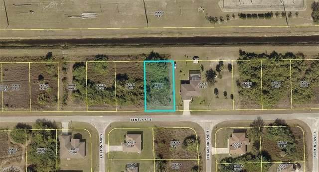 821 Bently St E, Lehigh Acres, FL 33974 (MLS #220023307) :: Clausen Properties, Inc.